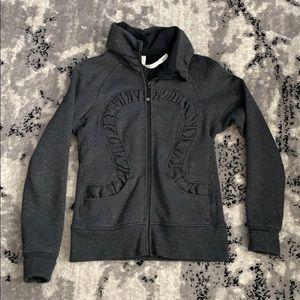 Lululemon subra Jacket - size 8